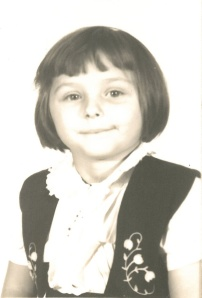 My kindergarten picture.