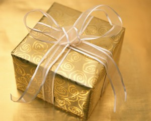 Gift - Gold