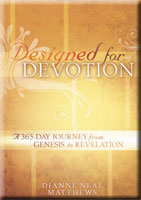 Designed for Devotion Book Cover