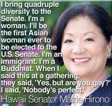 Senator Hirono