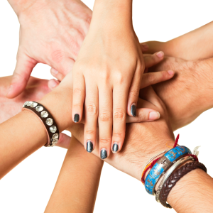 Love One Another HANDS