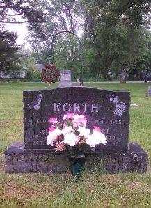 Mom-Dad grave