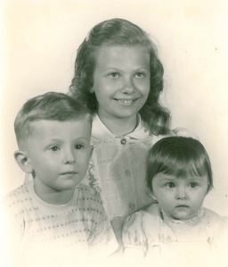 Nancy-Danny-Marian as kids - cropped
