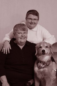 Marian Korth Family Portrait BW warmer 2