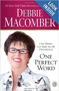 One Perfect Word book cover