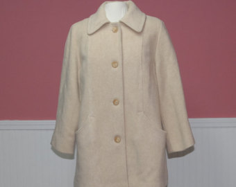 The coat in my dream was a beige tweed spring coat, much like the one in this picture. I had worn the coat through my college years. Then I got tired of it, and my mom rescued it from my closet. She wore it for the next 20 years.