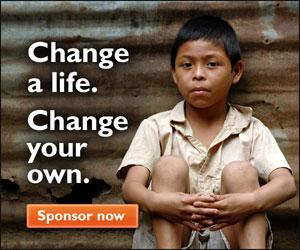 World Vision - Change a Life