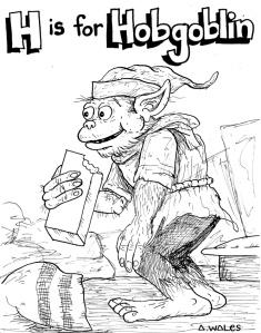 Hobgoblin sketch