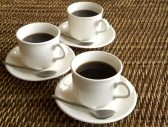 coffee - 3 cups
