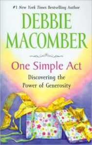 One Simple Act book cover