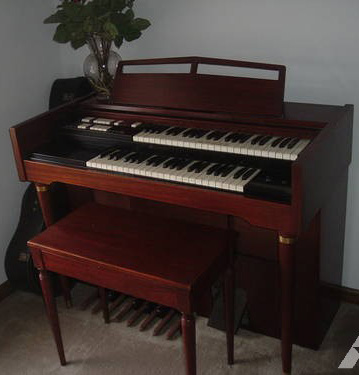 Lowery Organ 2
