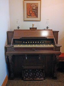 Mims Reed Organ