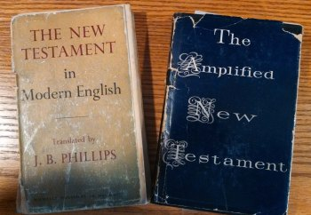 Amplified Bible - Phillips NT
