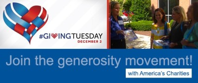 Giving Tuesday Generosity