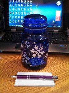 My Gratitude Jar for 2015