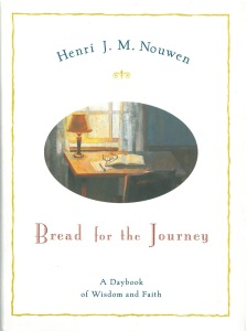 Bread for the Journey cover