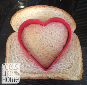 bread valentine