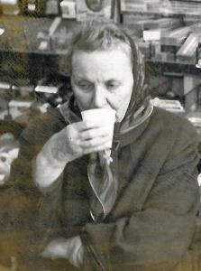Eva w coffee