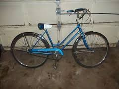 This 26-inch 3-speed Schwinn bicycle had been my a really special present I received on my 10th birthday.