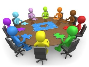 Image result for round table discussion