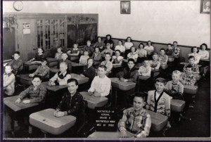 This wasn't my classroom, but it looks a lot like it.