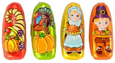 Thanksgiving chocolates