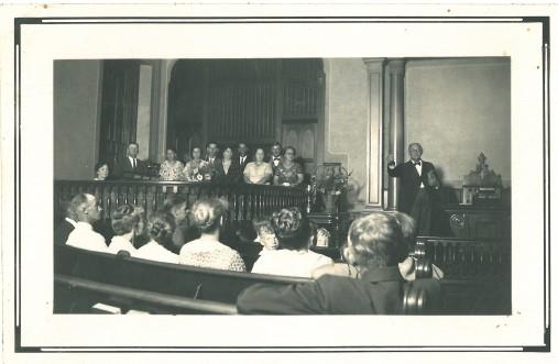 1930s Willerup Preacher