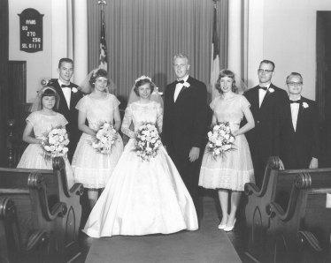 Nancy-Clark wedding