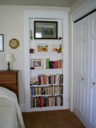 Step-Down Bookcase